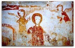 Légende de Saint Leonard