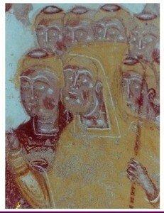 Ocres jaunes à Saint Savin