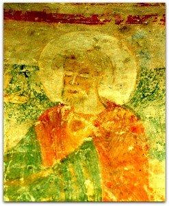 Le vieillard Siméon de la présentation au temple