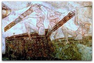 La résurection des morts à Poncé sur le Loir