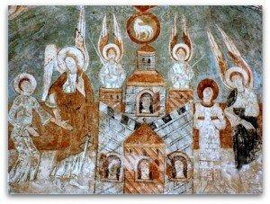 La Jérusalem nouvelle à Saint Chet dans l'Isére