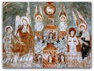 Jérusalem celeste de St Chef