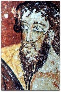 Visage d'un anonyme a St Aignan sur Cher