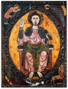 Le Christ du devant d'autel de Saillagouse