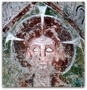 Visage du Christ d'Areines