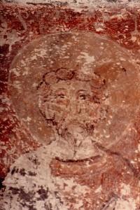 visage d'un apotre