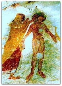 Le baptème du Christ