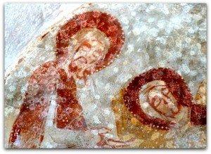 La Nativité (détail)