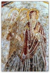 Les trois Saintes Femmes