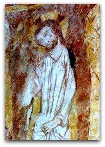 Le Christ de l'apparition à Marie Madeleine
