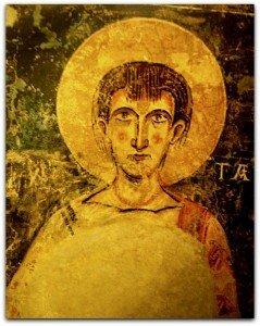 San Pere de Ager,l'apotre Thadée