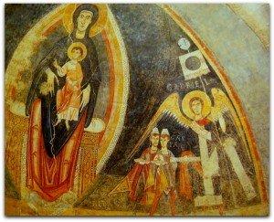L'épiphanie à Santa Maria de Cap d'Aran