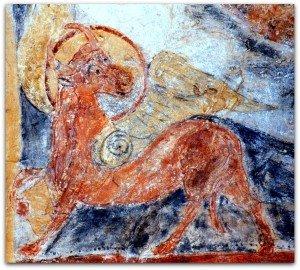 Le taureau de St Luc à Rouillac