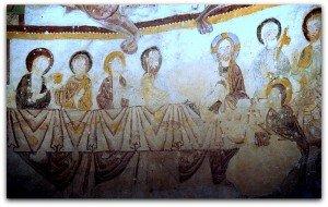 La Cène à St Jacques des Guérets