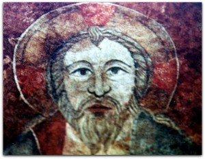 Visage du Christ à Thiers