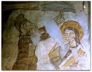 Nicomède et l'apotre Jean