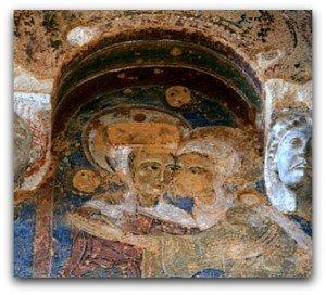 Rocamadour,la visitation