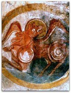 Lion ailé de St Marc