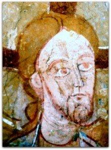 Beaux cheveux du Christ d'Auxerre