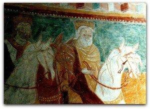 La chevauchée des rois mages à Brinay