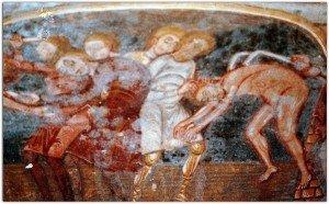 Le martyre de St Cyprien