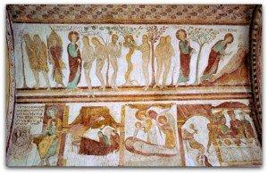 Lignières de Touraine,la Creation au registre supérieur