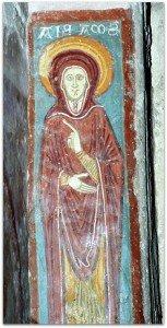 Saint Emilion,la Vierge