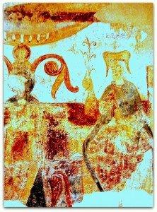 L'arbre de Jéssé au Liget