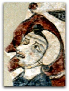 Neau,visage d'un prisonnier