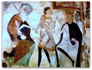 Décollation de St Jacques à St Jacques des guérets
