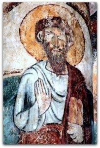 Saint à St Julien de Brioude