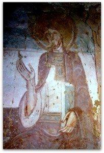 Saint Thomas à Thevet dans l'Indre