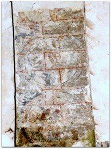 Sallertaine,vestiges d'un calendrier des mois