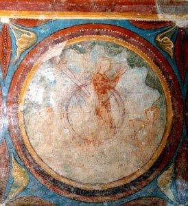 Le martyre de Sté Catherine?