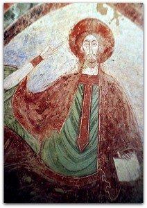 Christ de Argenton les Vallées