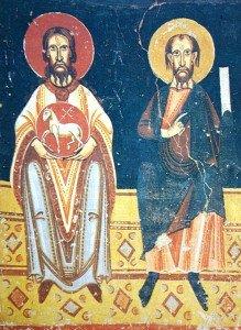 St Pere de Burgal (Fin du XI ième)