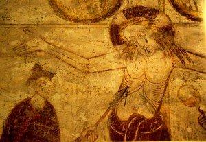 Crucifixion (détail)
