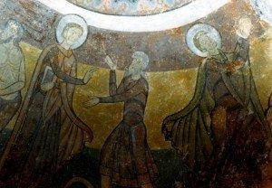 St Aignan sur Cher,légende de St Gilles(deuxiéme moitié du XII iéme siécle)