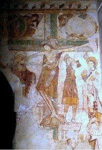 Descente de croix de Varenne Bourreau (Mayenne)