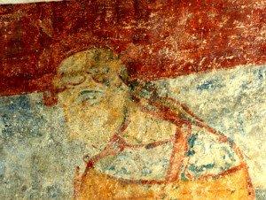 Un bourreau (Martyre de St Laurent)