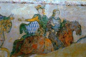 Deuxiéme et troisiéme cavaliers