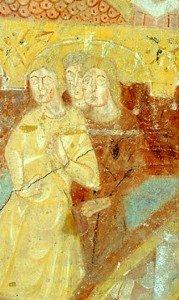 Les soldats d'Hérode (détail)