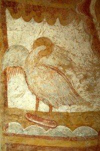 L'aigle de St Jean (abside)