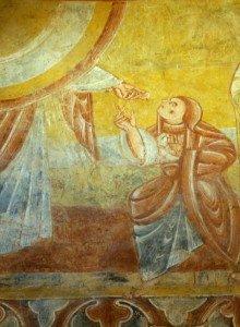La purification des lévres d'Isaie