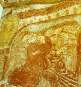 Mort de Saint Martin (détail)