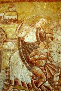 St Pierre tranchant l'oreille de Malchus