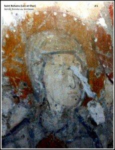 Saint Bohaire (Sainte femme)