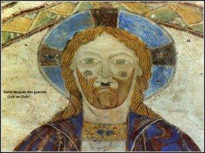 st jacques gueret(Visage du Christ)