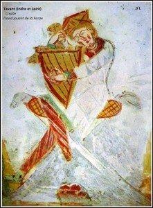 Tavant (Roi David harpe)